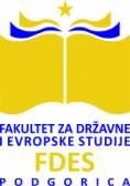 Faculty of Administrative and European Studies
